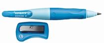 Stabilo potlood blauw, rechtshandig