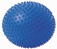 Noppenbal, rood of blauw