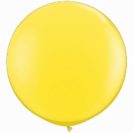 Reuzenballon, geel