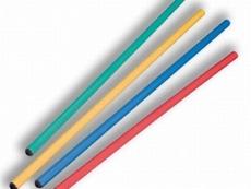 Set gymnastiekstokken 70 cm