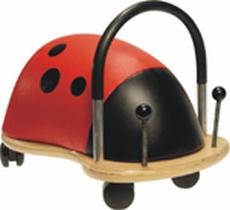 Kleine Wheely Bug Lieveheersbeestje