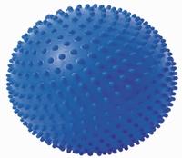 Noppenbal in rood of blauw