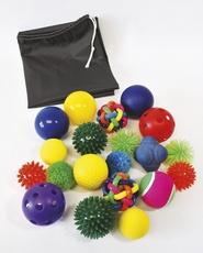 Set Mult-sensorische ballen