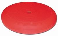 Bal-zitkussen, kleur rood