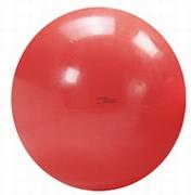 Zitbal classic plus 55 cm, rood