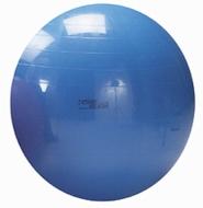 Gymnastiek/fysiobal, blauw