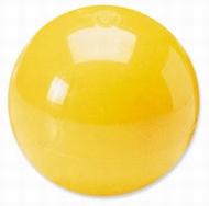 Gymnastiek/fysiobal, geel