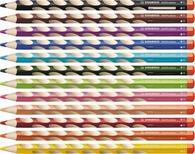 Easy Color kleurpotlood, rechtshandig/12