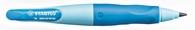 Stabilo potlood blauw, linkshandig