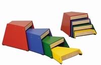 Driehoek gymnastiektrap 7 delen