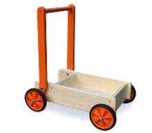Babyduwkar, oranje