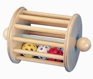 Rollende mini-trommel